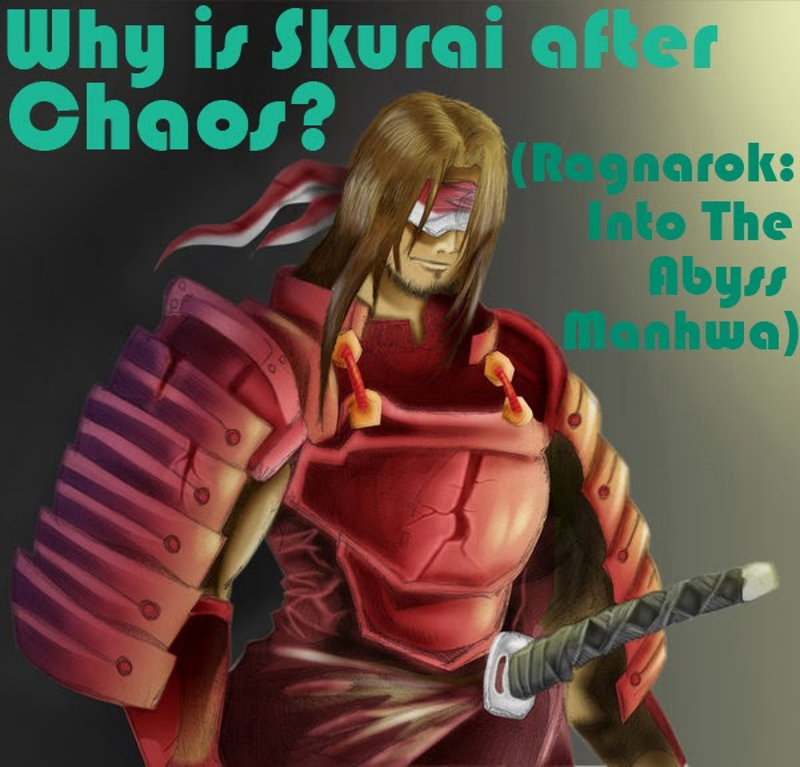 skurai, chaos, ragnarok: into the abyss, manhwa