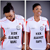 2324Xclusive Update: Empress Njamah Shows Off Her Football Skills In Kick Against Rape Novelty Match
