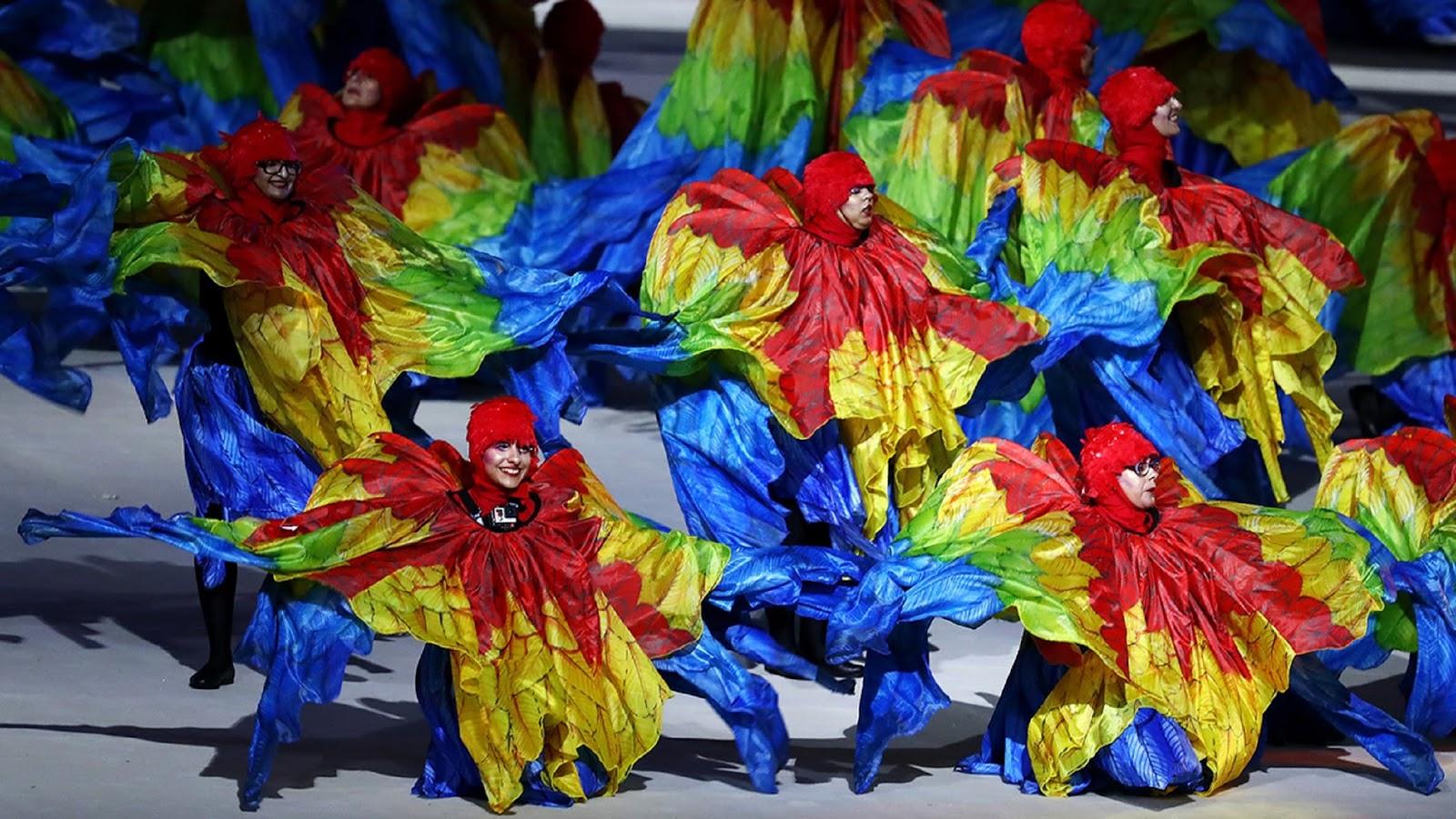 RIO OLYMPICS 2016 CLOSING CEREMONY 2