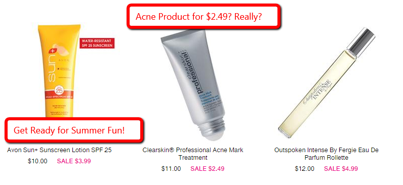 April Fool's Day Sale | Avon
