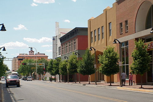City of Albuquerque, Downtown Albuquerque