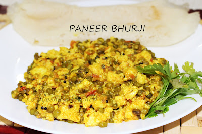 PANEER RECIPES PANEER BHURJI TIKKA MASALA YUMMY RECIPES EASY RECIPES