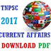 TNSPC Current Affairs January 28, 2017 (Tamil) Download PDF