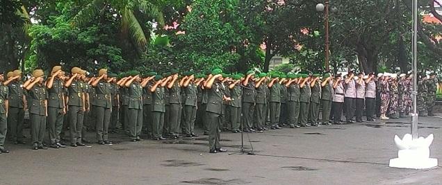 Pangdam Jaya Jadi Irup Peringatan Lengkong