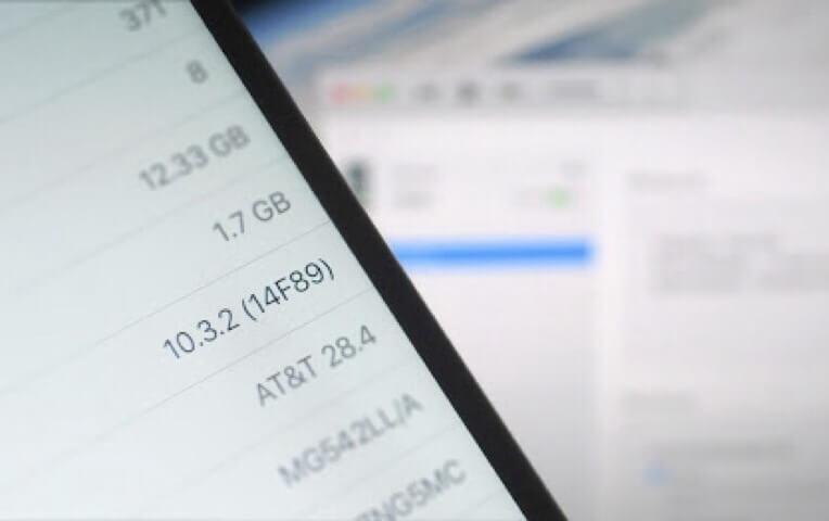 Cara Downgrade Versi iOS 11 Beta ke iOS 10