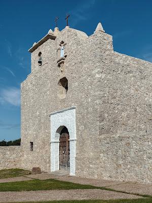 Presidio La Bahía in Goliad Texas