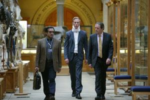 Inspector Lewis: Sanjeev Bhaskar, Laurence Fox, Kevin Whately