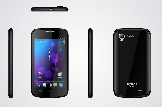 Byond B67 Price in India and Specifications