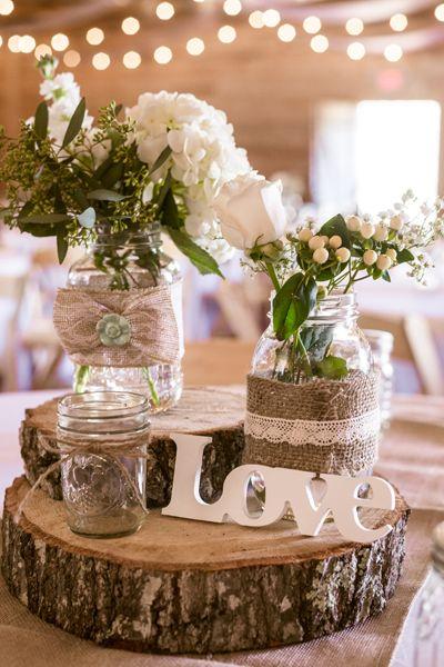 Mason Jar Wedding Centerpieces 62 Fresh