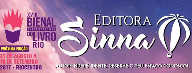 Editora Sinna na bienal 2017