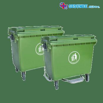 Tempat Sampah Plastik Besar | Big Size Plastic BIO Dustbin