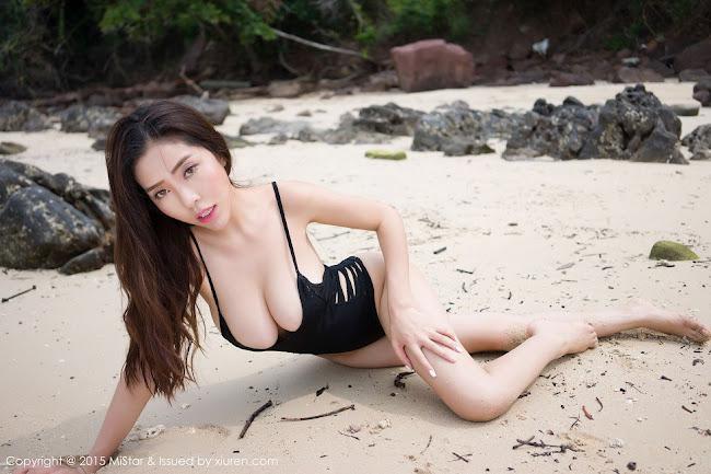 MiStar Vol.047 - Người mẫu Chen Xin