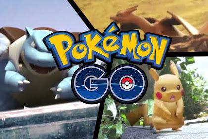 Cara install Pokemon GO di Android dan Ios