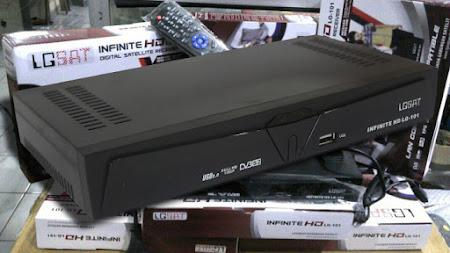 Spesifikasi Lengkap Receiver LGSAT Infinite HD