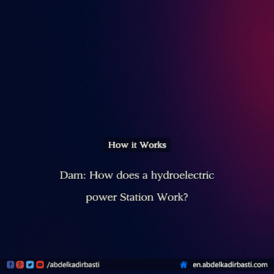 How does a hydroelectric power Station Work