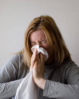ilustrasi flu