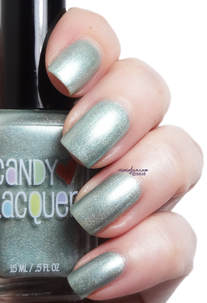 xoxoJen's swatch of Candy Lacquer Spring Forward