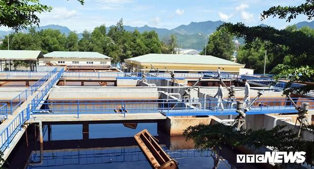 Trạm Xử lý nước thải KCN Hòa Khánh đã quá tải.