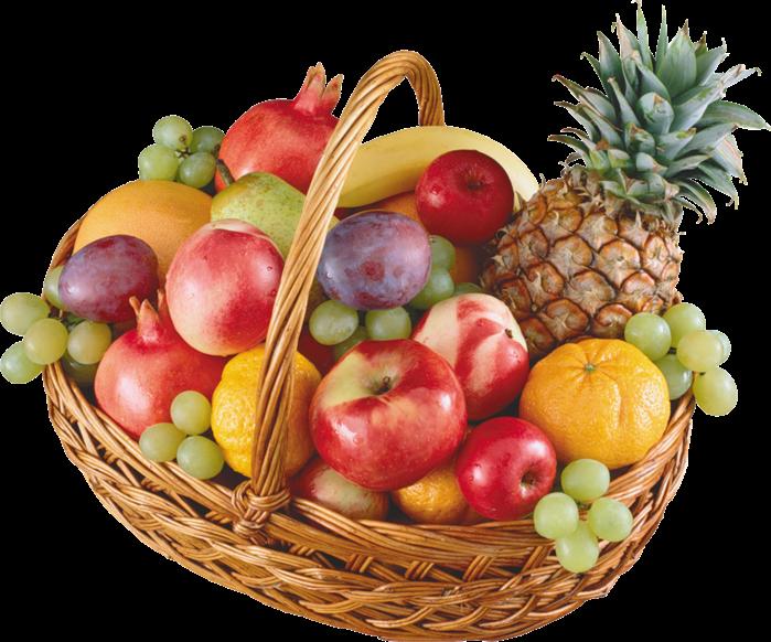 картинки для детей ваза с фруктами