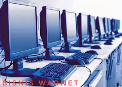 warnet sebagai bisnis