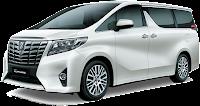 Paket Simulasi Kredit Toyota Alphard di Pekanbaru