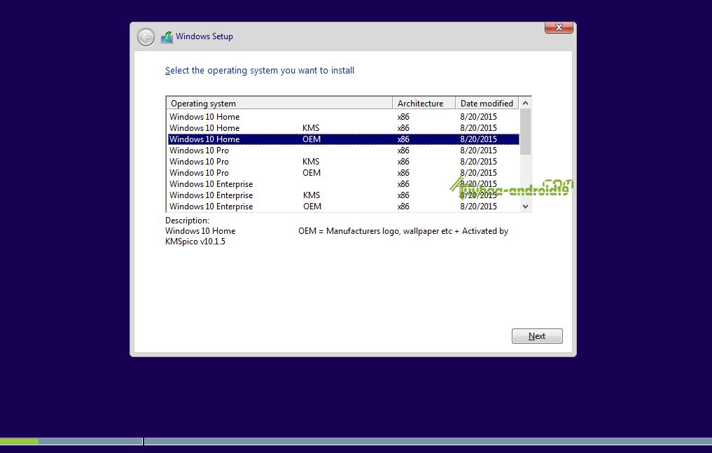 Windows 10 AIO ISO