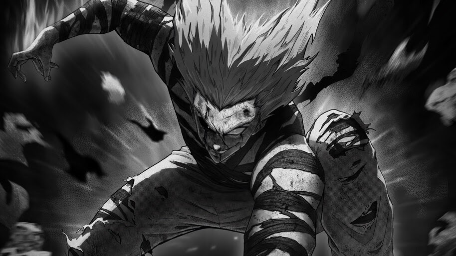 Garou, One Punch Man, 4K, #6.804
