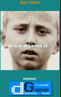 Soluzioni Guess the child footballer livello 54