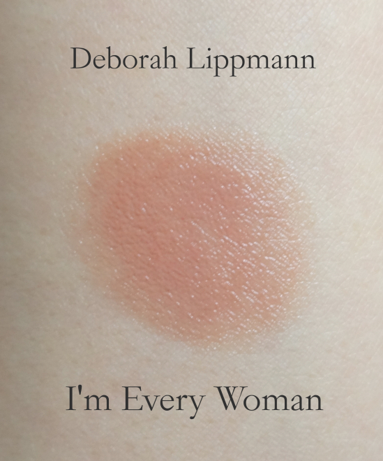 Deborah Lippmann I'm Every Woman swatch