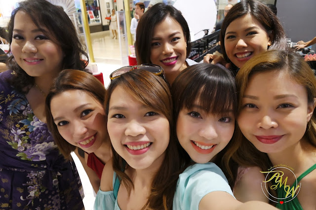 a photo of beauty bloggers in Manila