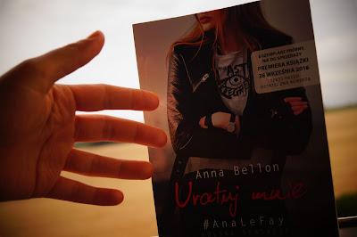 """""""Uratuj mnie"""" Anna Bellon [PRZEDPREMIEROWO]"""