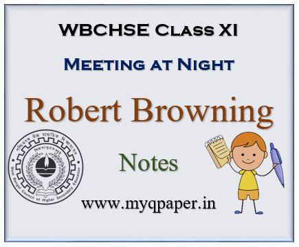 WBCHSE Class XI English Notes | PDF Download WB Board Class