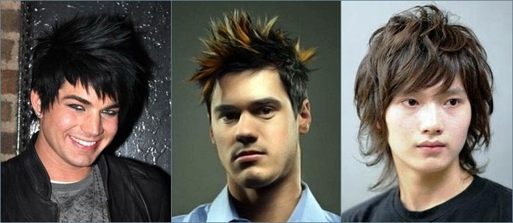 gaya+rambut+emo+cowok+C