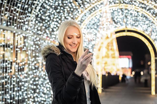 Świąteczny, Ognisty Gdańsk - Jarmark Bożonarodzeniowy