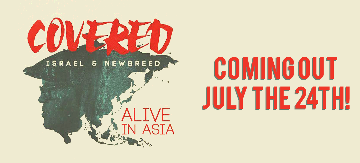 MARC DANIEL RIVERA: Israel Houghton & New Breed Are Set To