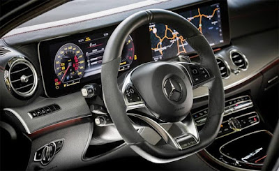 2017 Mercedes AMG E43 Price