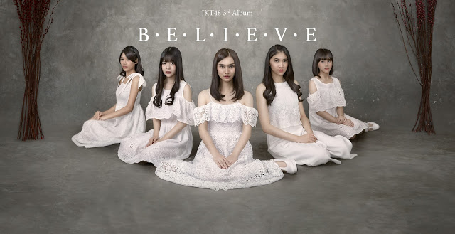 jkt48 album believe