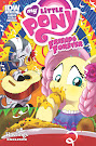 MLP Friends Forever #5 Comic Cover Hastings Variant