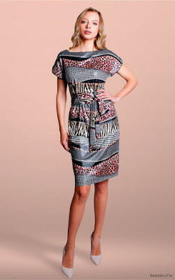 Modelos de Vestidos Cortos Casuales