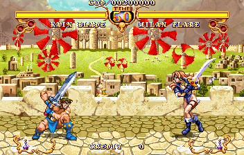 Golden Axe the duel arcade game portable retro download free