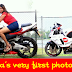 Amaya's very first photoshoot