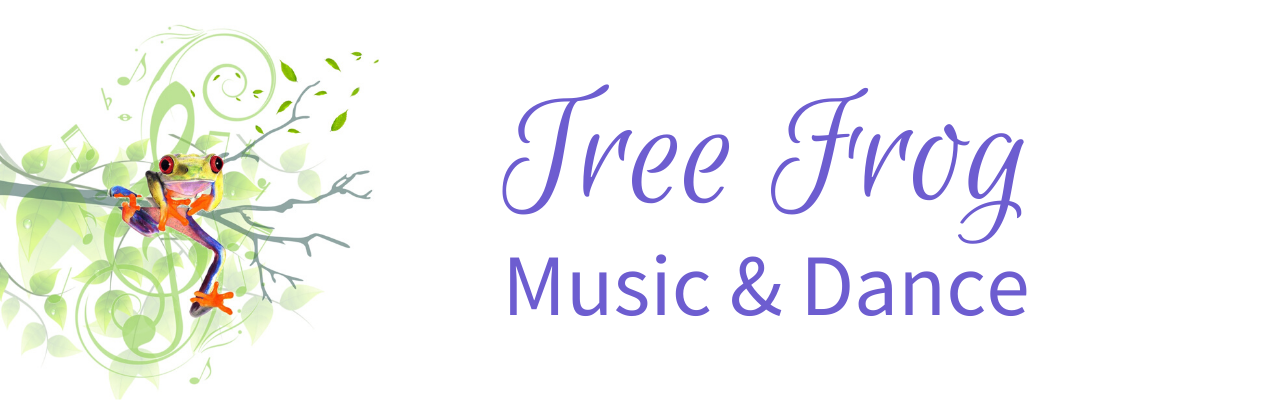 Tree Frog Music & Dance