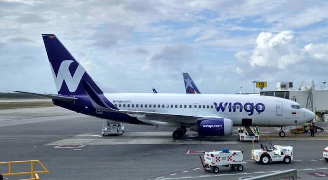 Esta aerolínea es la única que aún cobra en Bolívares - vamos a huir!