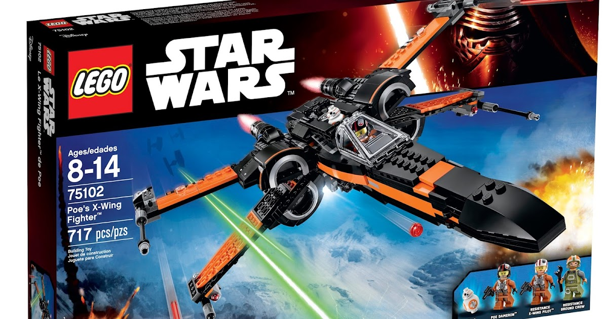 Monkeys Can Game Lele 79209 Star Wart Poes X Wing Fighter Review