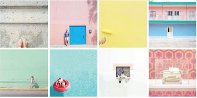 Cara merapikan feed instagram