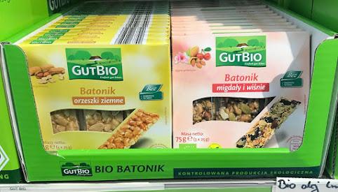 Batony zbożowe, GutBio