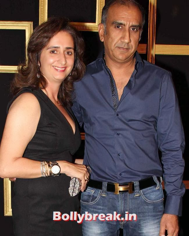 Milan Luthria, All Bollywood Celebs at Deepika Padukone Golden Party
