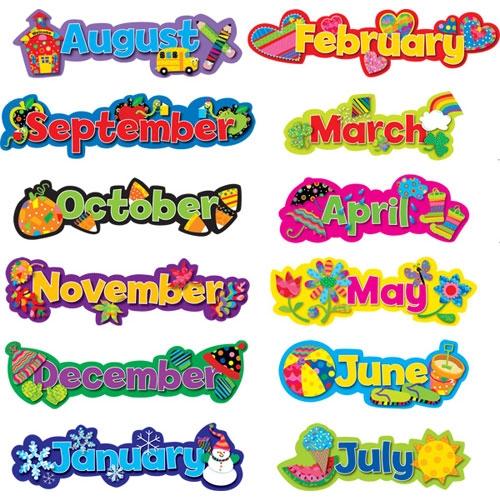 Bạn có biết tên và ý nghĩa các tháng trong tiếng Anh đọc như thế nào?