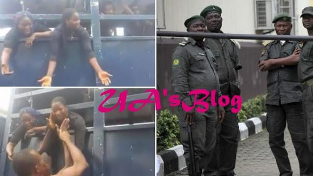 Detained pro-Biafra women to undergo pregnancy test