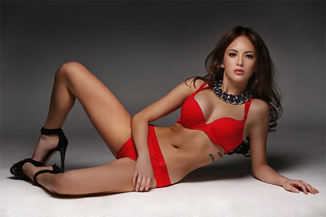 Hot girls Ellen Ardana sexy Philippine model 2